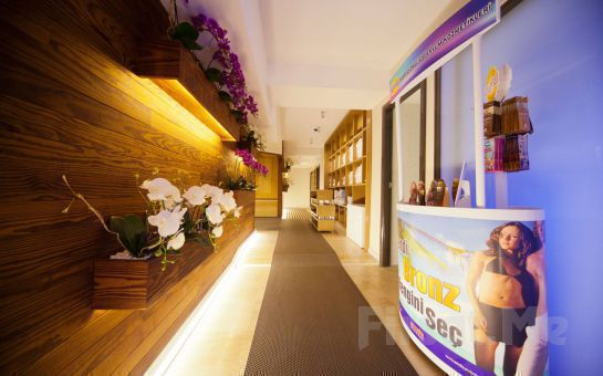 Yeşilköy Lady Sauna Spa'dan 100 Dakikalık Solaryum Fırsatı!