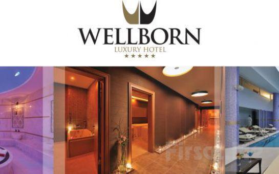 Paytur'dan Sevgililer Gününe Özel 5* Wellborn Luxury Hotel'de 1 Gece 2 Gün Yarım Pansiyon Konaklamalı Kartepe & Kartepe Turu!