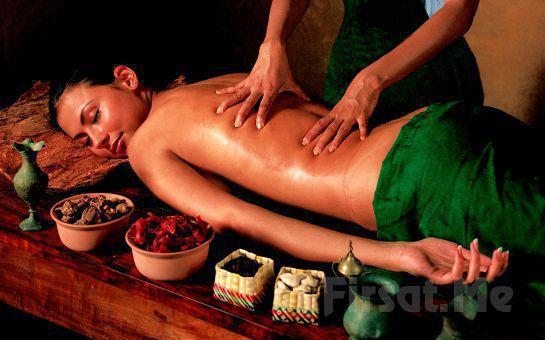 Orto, Spor Sağlık Merkezi'nden Bay ve Bayanlar için Toplam 50 Dakikalık Klasik, Medikal, Aromaterapi, Refleksoloji veya Selülit Masaj Keyfi