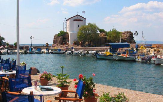 Escape Tur'dan 2 Gece Konaklamalı Kahvaltı Dahil Ayvalık, Midilli Adası Turu