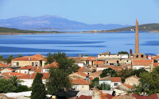 Escape Tur'dan 2 Gece Konaklamalı Kahvaltı Dahil Ayvalık & Midilli Adası Turu!