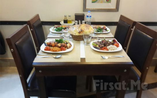 Öğlen Ne Yiyeceğim Derdine Son Gözde Restaurant Cafe'de Çorba, Ana Yemek, Salata, Tatlı ve İçecekten Oluşan Leziz Menü