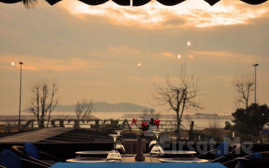 Küçükyalı Asetrin Balık Gourmet'ten 26 Mart Çarşamba Gecesi Nefis Yemek Eşliğinde Çağdaş ile Nostalji Gecesi!