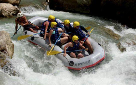 Ankara Tour Jet'ten Öğlen Yemeği Dahil Her Pazar Günübirlik Düzce Melen Çayı Rafting Turu! (Ek Ücret Yok!)