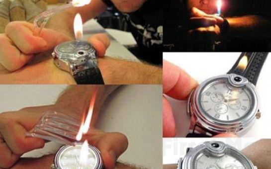 Sıradışı Tasarım, Çakmaklı Kol Saati
