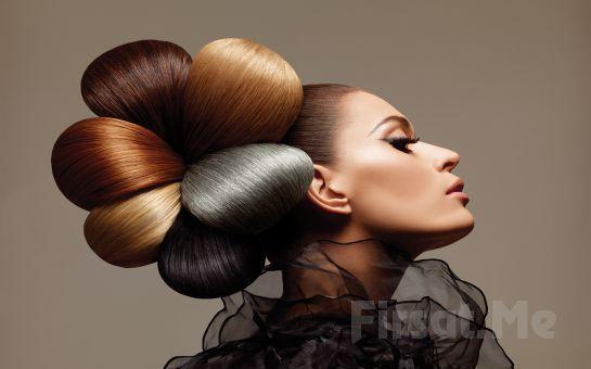 Kozyatağı SaloonS Güzellik'ten, Amonyaksız Loreal İnoa Ürünleriyle; Dip Boya, Saç Bakım, Creatif Kesim, Fön