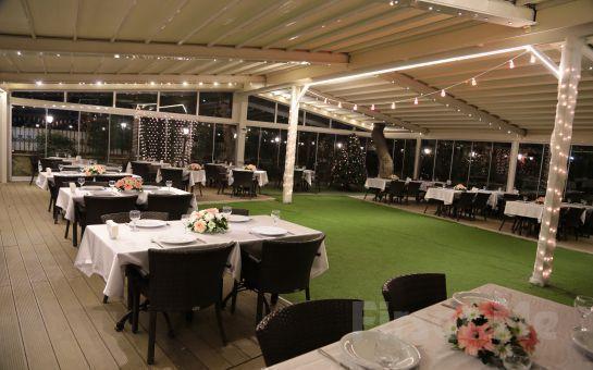 Tarihi Kadıköy Nabizade Konağı'nda 4 Nisan Cuma Akşamı Selim Bölükbaşı'nın Yorumuyla Akşam Yemeği Keyfi!