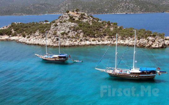 Tatil Bugün'den Kurban Bayramı'na Özel 3 Gece Yarım Pansiyon Konaklamalı 4 Günlük Egenin İncisi Fethiye, Likya Deniz ve Tekne Turu!