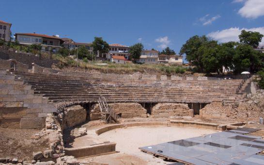 Tatil Bugün'den 19 Mayıs'a Özel 2 Ülke (Yunanistan ve Makedonya) 5 Gün 6 Şehir HALKİDİ, SELANİK, KAVALA, THASSOS, MANASTIR ve OHRİD TURU!