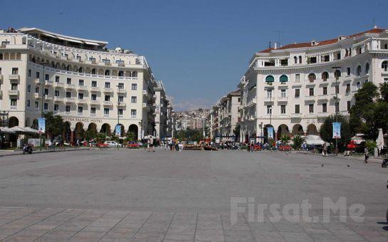 Balkan Yarımadasına Baş Döndüren Yolculuk! Tatil Bugün'den 19 Mayıs'a Özel 4 Gece 5 Gün Yunanistan, Makedonya ve Bulgaristan Turu!