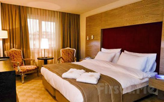 Ümraniye Ağaoğlu My City Otel'de 2 Kişi 1 Gece Konaklama, Kahvaltı ve SPA Kullanım Seçenekleri!