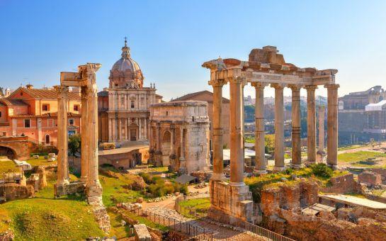 Roma Hiç Bu Kadar Yakın Olmamıştı Dorak Tour'dan Atlas Jet üvencesi İle Roma'ya Gidiş Dönüş Uçak Bileti