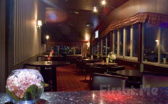 Dragos'un Eteğinde Adalar Manzaralı Maltepe Elite Hotel Dragos'da 2 Kişi Konaklama, Kahvaltı ve Spa Keyfi