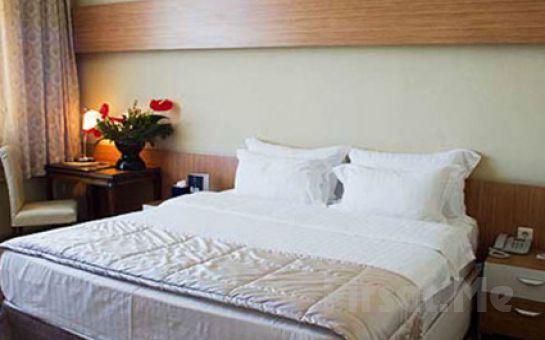 Şehrin Ortasında Huzurun Adresi Elite Hotel Küçükyalı'da 2 kişilik Konaklama Seçenekleri