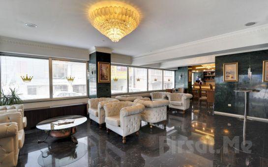 Tarihin Yanıbaşında Fatih Princess Old City Hotel'de Kahvaltı Dahil 2 Kişi 1 Gece Konaklama Keyfi