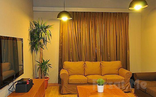 Ataşehir'deki Eviniz City Loft Suites Hotel'de 2 Farklı Suitte Konaklama ve Kahvaltı Fırsatı!