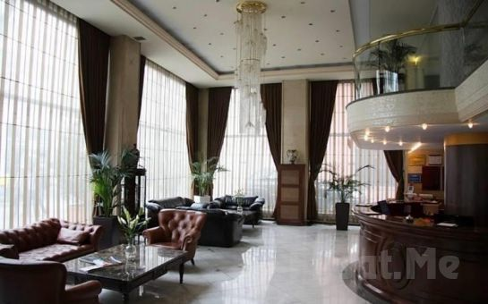 Muhteşem Boğaz Manzaralı 5* Ortaköy Princess Otel'de Dahil 2 Kişi 1 Gece Konaklama ve SPA Kullanımı Kahvaltı Seçeneği ile!
