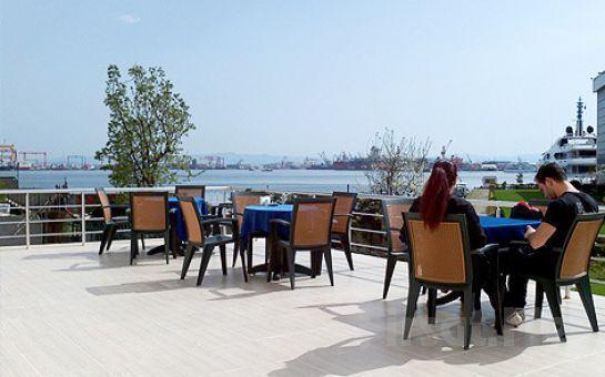 Pendik'te Denize Sıfır Sahil Butik Otel'de 2 Kişilik Konaklama Seçenekleri