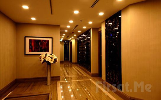 Anadolu Yakasında Huzurun Adresi Pendik İnera Hotel'de Deluxe King Odalarda 2 kişi 1 Gece Kahvaltı Dahil Konaklama Fırsatı!