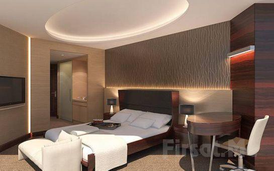 Şehrin Ortasında Ormanın Manzarasına Davetlisiniz! Ümraniye Rescate Hotel Asia'da Kahvaltı Dahil 2 Kişi 1 Gece Konaklama Fırsatı!