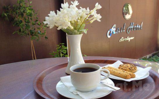 Bergama ve Akropolis Manzaralı Anıl Boutique Hotel'de Konaklama + Kahvaltı + Ücretsiz Minibar + Çay ve Kurabiye İkramı!