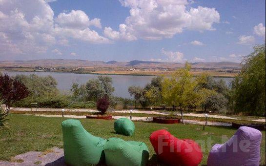Ankara Gölpark Sidelya Tesisleri'nde Kahvaltı Keyfi!