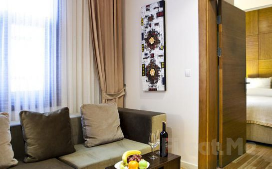 Evinizin Konforu ve Rahatlığında Konaklama Keyfi! Beşiktaş Bright Suites Hotel'de Kahvaltı Dahil 2 Kişi 1 Gece Konaklama Fırsatı!