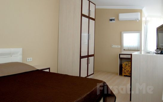 Ayvalık'ta Denize Sıfır Bir Yaz Tatili! Sarımsaklı Plajı, Nil Hotel'de Yarım Pansiyon Konaklama Fırsatı!