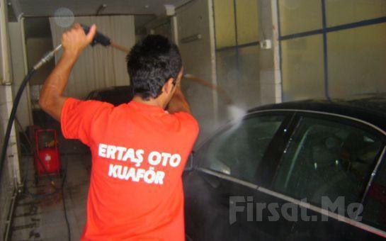 Ertaş Oto Kuaför'den 15 İşlemden Oluşan Detaylı Araç Dış Temizliği Fırsatı!