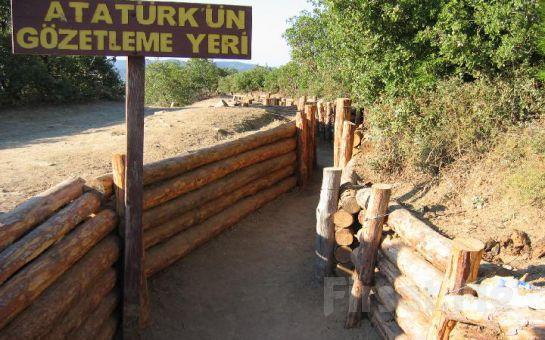Krizantem Tur'dan, 19 Mayıs'a Özel 1 Gece Yarım Pansiyon 4 Gün Assos, Kazdağları, Gelibolu Turu