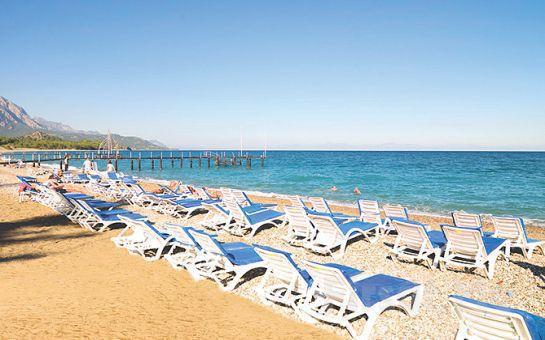 Kemer Armas Resort Hotel'de Ultra Herşey Dahil Tatil Fırsatı!