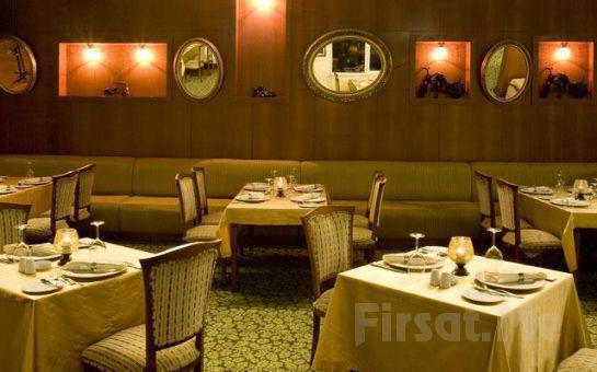 Eşsiz Ada Manzaralı 5 Yıldızlı The Green Park Bostancı Hotel'de 2 Kişi 1 Gece Konaklama ve SPA, Kahvaltı Seçeneği!