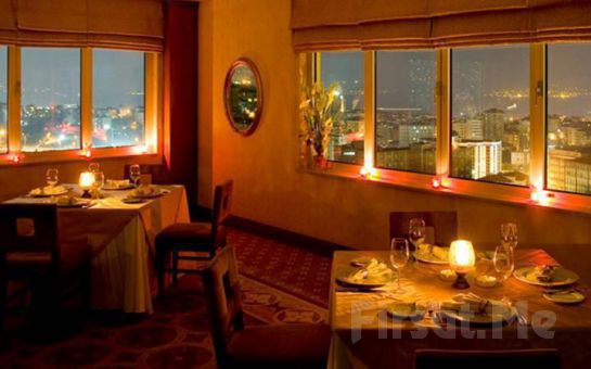 Eşsiz Ada Manzaralı 5 Yıldızlı The Green Park Bostancı Hotel'de 2 Kişi 1 Gece Konaklama ve SPA, Kahvaltı Seçeneği