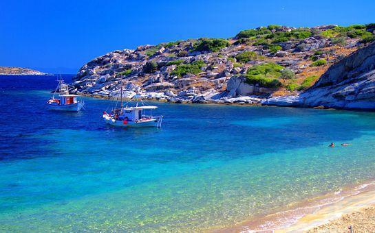 Alibaba Tur'dan 1 Gece Konaklamalı Ege'nin Maldivi Halkidiki + Selanik + Thassos + Kavala Deniz ve Doğa Turu!