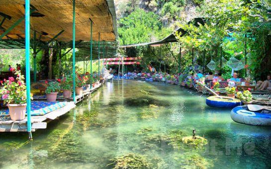 Ali Baba Tour'dan Kurban Bayramı'na Özel 5 Gün 3 Gece Yarım Pansiyon Konaklamalı Fethiye, Likya Yüzme ve Tekne Turu