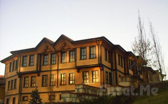 Kültür Mirası Eskişehir Odunpazarı Senna City Hotel'de 2 Kişi 1 Gece Konaklama + Kahvaltı ve Akşam Yemeği Seçenekleri!