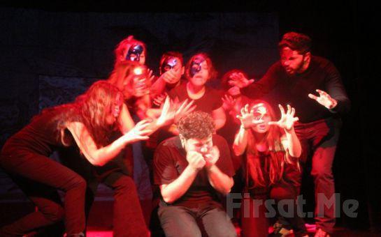 Tiyatro Matine Suare Ayrıcalığı İle DELİRTİLENLER Adlı Komedi Oyunu