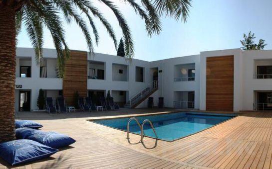 Dalyan'ın Kalbinde İztuzu Palmeden Hotelde 2 Kişi Yarım Pansiyon Konaklama Fırsatı