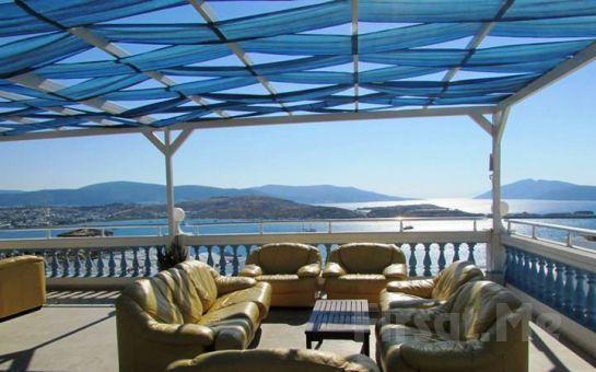 Denize Sıfır Bodrum Peda Hotels Gümbet Holiday Beach'de Her Şey Dahil Tatil Fırsatı!