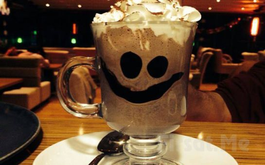 Atakent Cafe Gusto Name'de 2 Kişilik Nargile + Meşrubat + Pasta Fırsatı!