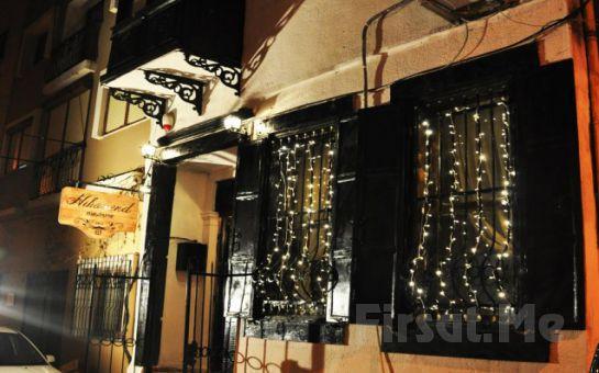İzmir Alsancak Fasl-ı Nihavend Meyhane'de Fasıl Eşliğinde 2 Kişilik Akşam Yemeği Fırsatı!