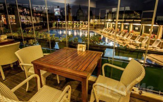 Tres Oro Tur'dan Haftanın Hergünü Bayramoğlu Hegsagone Otel'de Günübirlik Havuz Keyfi!