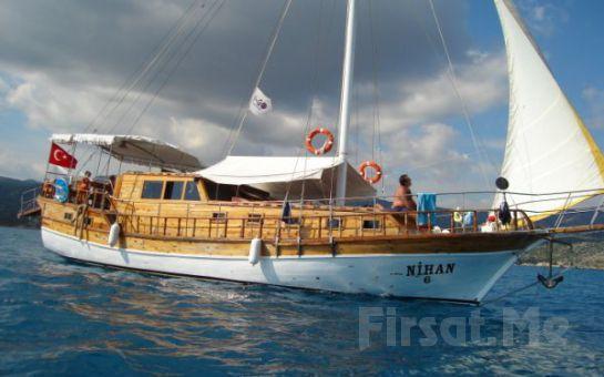 Ege'nin Muhteşem Ada ve Koylarında 7 Gece 8 Gün Mavi Yolculuk Keyfi