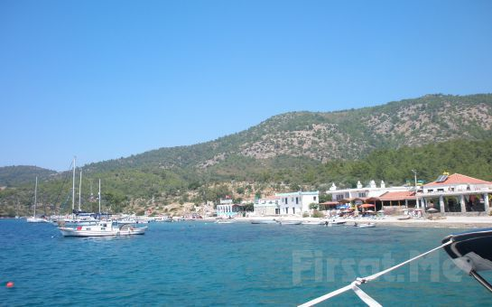 Ege'nin Muhteşem Ada ve Koylarında 7 Gece 8 Gün Mavi Yolculuk Keyfi!