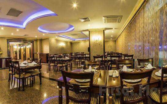 Ankara'nın Kalbinde Grand Work Hotel'de 2 Kişi 1 Gece Konaklama, Kahvaltı Fırsatı