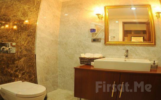 Maltepe Asia Royal Suite Hotel'de Konsept Odalarda 2 kişi 1 Gece Kahvaltı Dahil Konaklama Fırsatı!