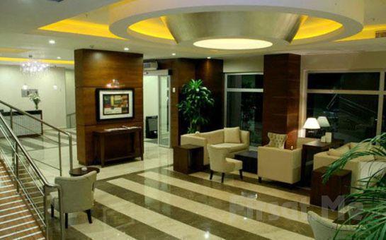 Ankara'nın En Seçkin Oteli Çankaya Ck Farabi Hotel'de, Konsept Odalarda 2 kişi 1 Gece Konaklama, Açık Büfe Kahvaltı Fırsatı
