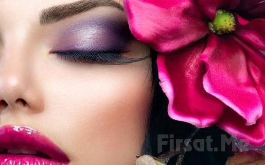 Güzelliğinizi kalıcı hale getirin! Mecidiyeköy Kadınca Güzellik Salonu'ndan Kalıcı Makyaj Uygulaması!