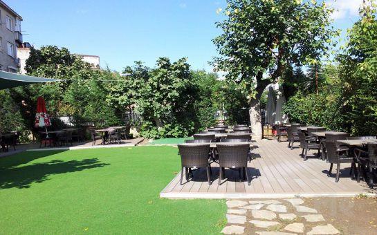 Keyifli Sohbetlerin Adresi Tarihi Kadıköy Nabizade Konağı'nda Enfes Lezzetler ile Dolu Bira Tabağı Fırsatı!