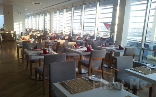 Beylikdüzü Bika Suites İstanbul'da Kahvaltı Dahil 2 Kişi 1 Gece Konaklama, Akşam yemeği Seçeneği ile